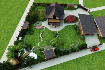 Дизайн и садовые проекты