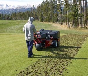 golf-aerating