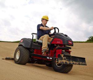 SandPro-3040-гольф-передний правый близко