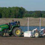 Лазерный скрепер DAKOTA soil mower 606