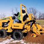 Траншеекопатель Vermeer RTX 450